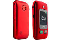 Sigma mobile Comfort 50 Shell Duo Black/Red