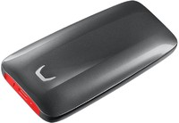 SSD накопитель Samsung Portable SSD Thunderbolt 3 X5 1 TB (MU-PB1T0B/AM)