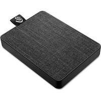 SSD накопитель Seagate One Touch 500 GB Black (STJE500400)