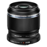 Стандартный объектив Olympus ZUIKO DIGITAL ED 30mm 1:3,5 Macro