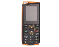 Телефон Sigma mobile Comfort 50 Mini 4 Black/Orange
