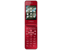Телефон Sigma mobile X-style 28 Flip Red