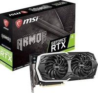 Видеокарта MSI GeForce RTX 2070 ARMOR 8G (912-V373-031)