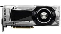 Видеокарта NVIDIA GeForce GTX 1070 Ti FOUNDERS EDITION (900-1G411-2510-000)