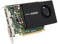 Видеокарта PNY Quadro K2200 4096MB GDDR5