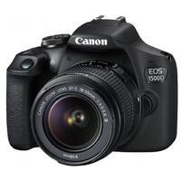 Зеркальный фотоаппарат Canon EOS 1500D PREMIUM KIT EF-S18-55mm f/3.5-5.6 IS II + EF 75-300mm f/4-5.6 III (REBEL T7)