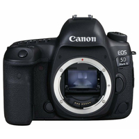 Зеркальный фотоаппарат Canon EOS 5D Mark IV (WG)