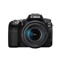 Зеркальный фотоаппарат Canon EOS 90D kit (18-135mm)
