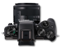 Зеркальный фотоаппарат Canon EOS M5 KIT EF-M15-45 IS STM