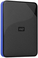Жесткий диск WD 4TB Gaming Drive Works with Playstation 4 Portable External Hard Drive (WDBM1M0040BBK)