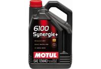Моторное масло Motul 6100 Synergie+ 10W-40 5л