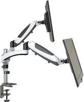 Настольный кронштейн на 2 монитора hjh OFFICE 802030 monitor mount Vm-Mg2S