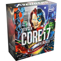 Процессор Intel Core i7-10700KA Avengers Edition (BX8070110700KA)