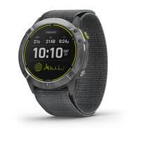 Спортивные часы Garmin Enduro Steel with Gray UltraFit Nylon Strap