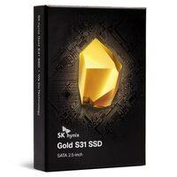 SSD накопитель SK hynix Gold S31 1TB 3D NAND 2.5 inch SATA III (B07SNHB4RC)