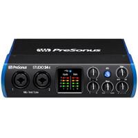 USB аудиоинтерфейс PreSonus Studio 24c