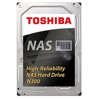 Жесткий диск Toshiba N300 4TB (HDWQ140UZSVA)